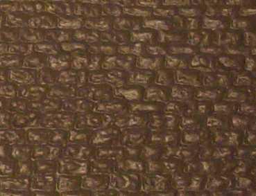Gepr&auml;gte Kunststoffplatte<br/>(H0/TT Bruchstein, dunkelgrau)