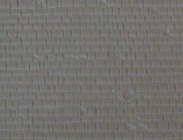 Gepr&auml;gte Kunststoffplatte<br/>(N Schindeln, grau)