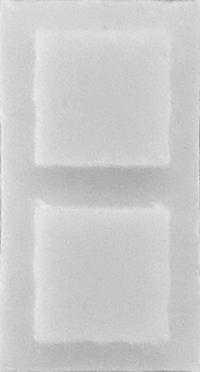 Lichtschalter (ohne Funktion), doppelt, 1:32