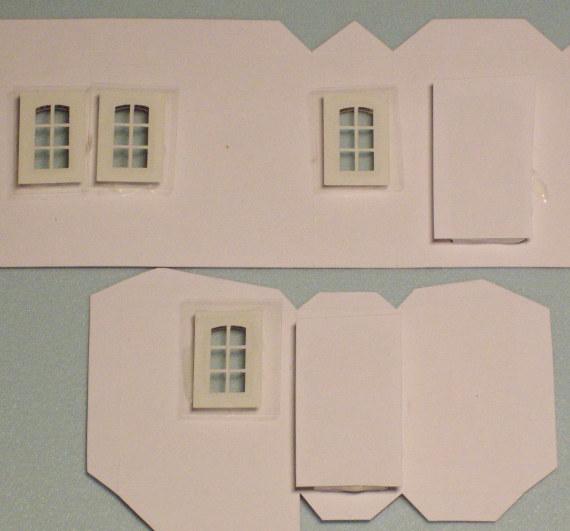Fenster f r kartonbaus tze schreiber for Fenster muster bilder