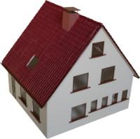 Vergrößern: Wohnhaus aus den 1970ern (1:32)