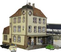 Vergrößern: Bahnhofsgebäude Schwerte