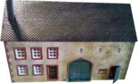 Vergrößern: Trierer Einhaus im Maßstab 1:87