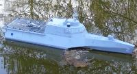 Vergrößern: Modellschiff USS Independence (1:144)