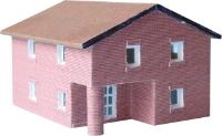 Vergrößern: Einfamilien-Modellhaus in 1:220