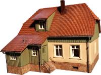 Vergrößern: Sächsisches Beamtenwohnhaus (1:87)